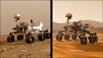 中英對照讀新聞》NASA 2020: Mars exploration, Moon landing and more 美國航太總署2020年願景:火星探勘、登月及更多