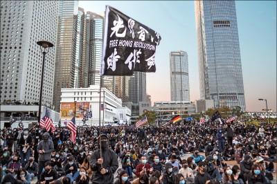 金融時報︰中國對台一國兩制已夢碎