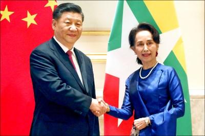 美看習出訪「緬甸恐淪中國西疆」