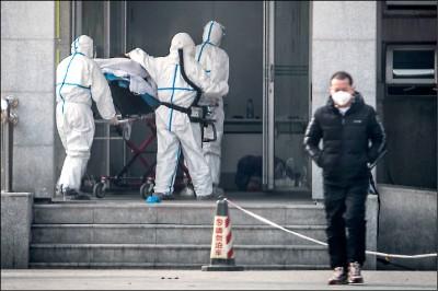 英傳染病權威推估:武漢肺炎 逾1700病例