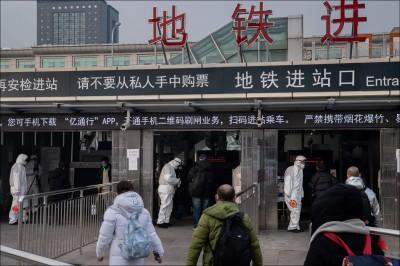 300台人滯留武漢 近百人求返台