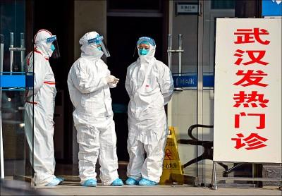 首批13病患沒去過華南市場 病毒疑多源性