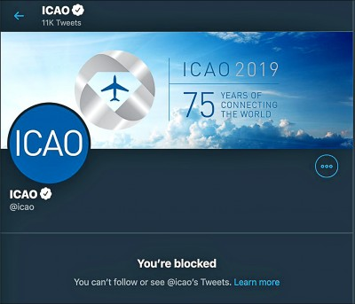 ICAO霸凌台灣 挺台聲音全封鎖