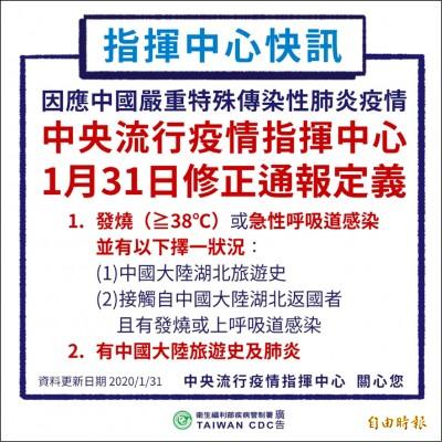 武漢返台留假資料 北檢分案從嚴偵辦