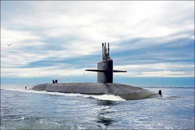 嚇阻對手 美潛艦部署低當量核彈