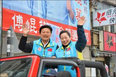 恢復傅崐萁黨籍 國民黨中常會挨轟「太上皇」