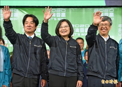 星期專論》「中華民國」與「台灣」(譚慎格)