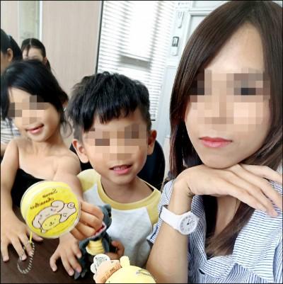 小姊弟雙亡》單親媽臉書流露對兒女疼愛