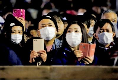 日本再添6例 安倍︰諮詢中心24H應對