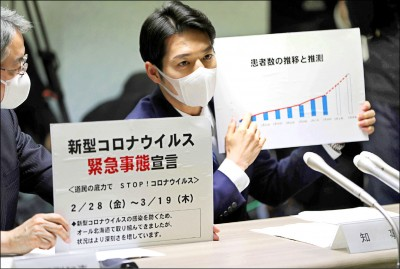 日檢驗不足低報? 北海道進入緊急狀況