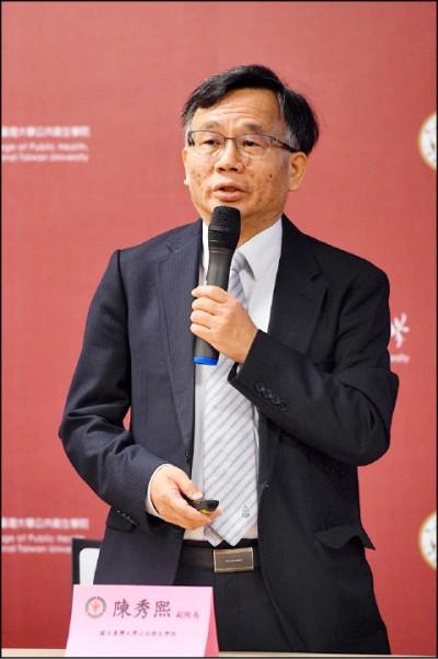 台大公衛︰武肺大流行 應列第一類傳染病