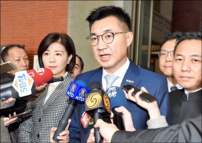 吳斯懷頻惹議 國民黨擬考核不分區