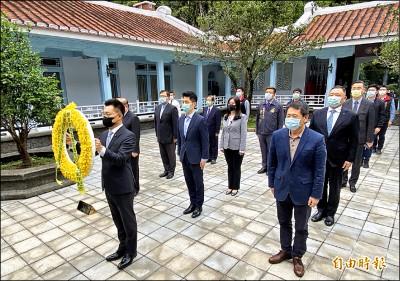 竹市議長向江建言︰「中國黨」形象 國民黨難獲年輕選票