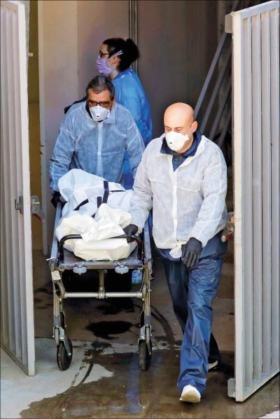 西班牙確診逾12萬 歐洲第一慘