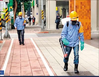 台中與台南八大行業 消費採實名制
