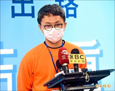 國民黨「數位諸葛亮」Dcard創辦人簡勤佑當選