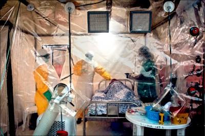 武肺疫情還在燒 剛果再爆「伊波拉」