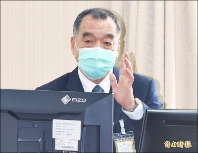 國安局談後武漢肺炎時期 中國會更大動作施壓台灣