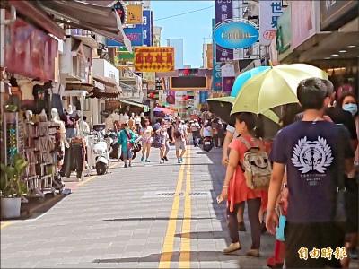 《台南》五一連假第二天 古蹟、景點遊客略回溫