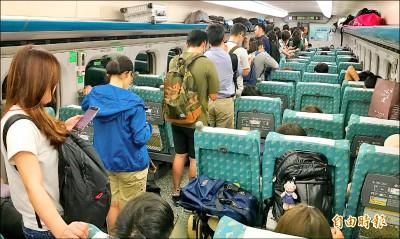 雙鐵端午連假擬賣站票 指揮中心反對