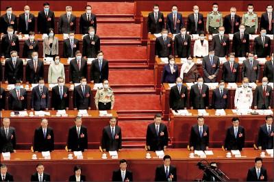 北京推「港版國安法」陸委會:升高各國人士在港風險