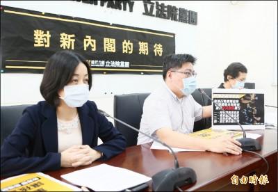 撐香港  立院明邀陸委會報告