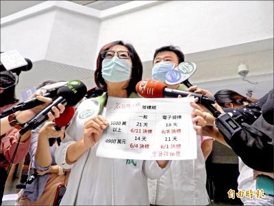 議員:反罷免大撒幣 救韓不是救急
