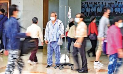 探病再鬆綁 住院逾7天病人開放探視
