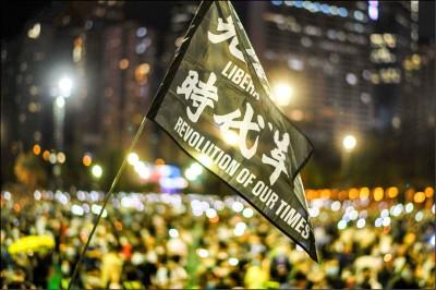 港17區議會串聯撤回惡法 工會發動罷工公投