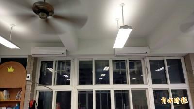 班班有冷氣 台電估每小時用電增30萬度