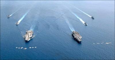 美中南海對峙 川普政府將發表聲明