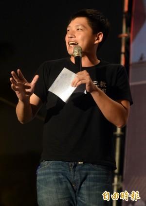 不滿中國發言 陳為廷怒嗆「干你屁事」