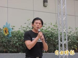 黃國昌批中國太可笑 段宜康:好奇國民黨反應