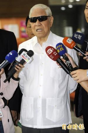 國安密帳無罪 李登輝:告慰故友在天之靈