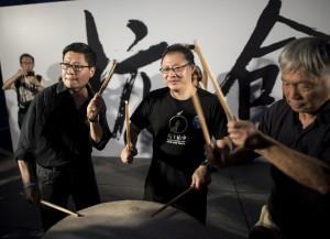 抗議香港政改新框架 泛民派等團體齊聚講演