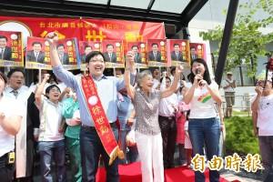 徐欣瑩胞弟徐世勳 無黨籍參選北市議員