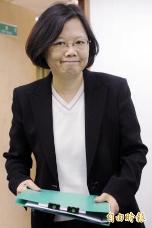 「馬習會」 蔡英文:國會監督、公開透明