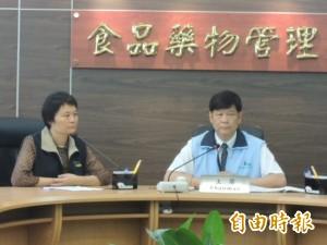 食藥署長葉明功譴責強冠、味全罪大惡極 籲移送法辦