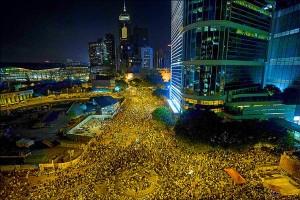 政治迫害?香港學運領袖住處被搜索