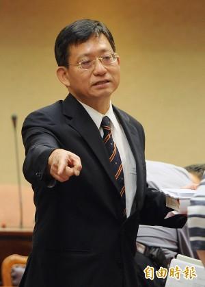 吳育昇等人提案 將「辣椒噴霧」納入警械配備