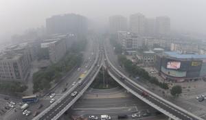 北京發布空氣重污染黃色預警