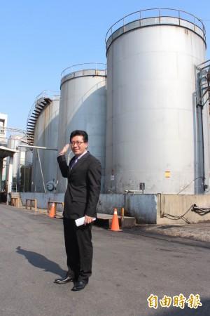 統一開放廠區 稱食用油與飼料油槽並無相通
