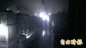 成大化工系實驗室火警 無人員傷亡