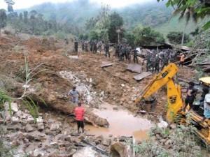 斯里蘭卡土石流 死傷人數下修