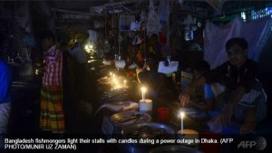 孟加拉1日大停電 現已恢復正常