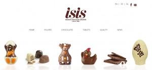 比利時巧克力和ISIS撞名 只好改名