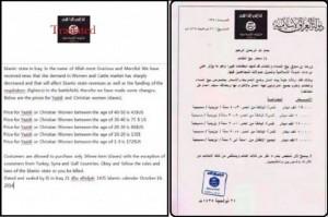 ISIS公布奴隸名單 最小僅1歲