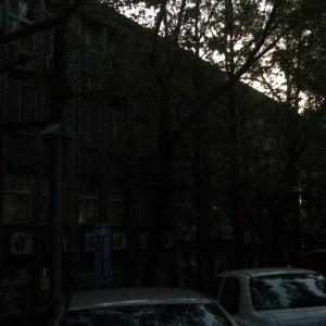 上課上到一半 政大校園傍晚突停電