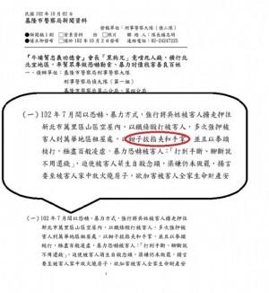 依官方新聞稿報導被起訴 司改會批:檢察官濫權
