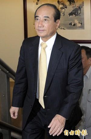 憂中韓自由貿易衝擊 王金平提議先談「中期FTA」
